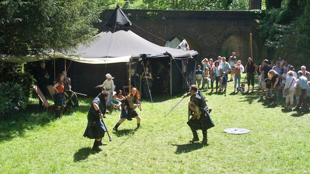 Ritterschaukampf in Kempen