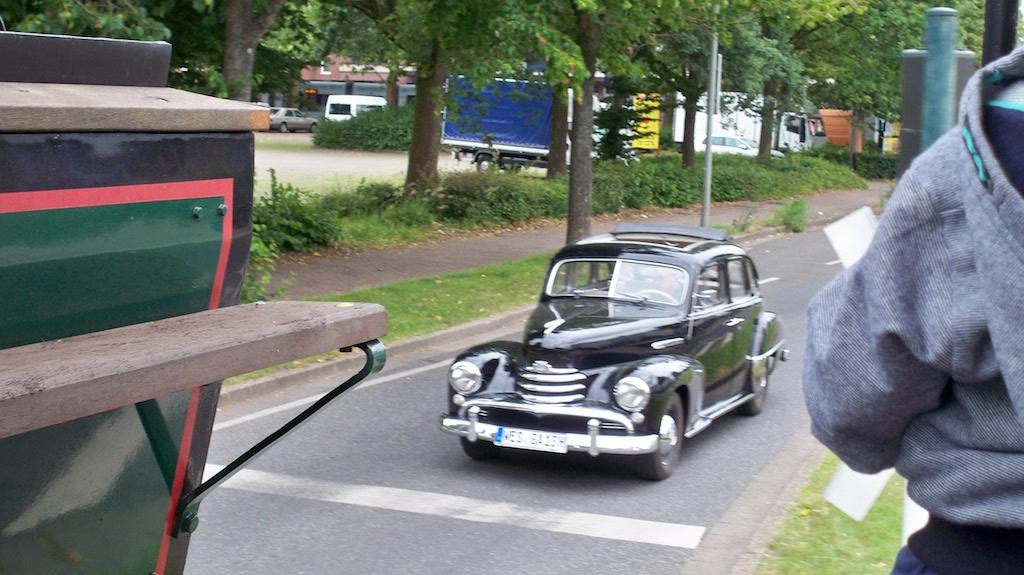 Oldtimer in Krefeld