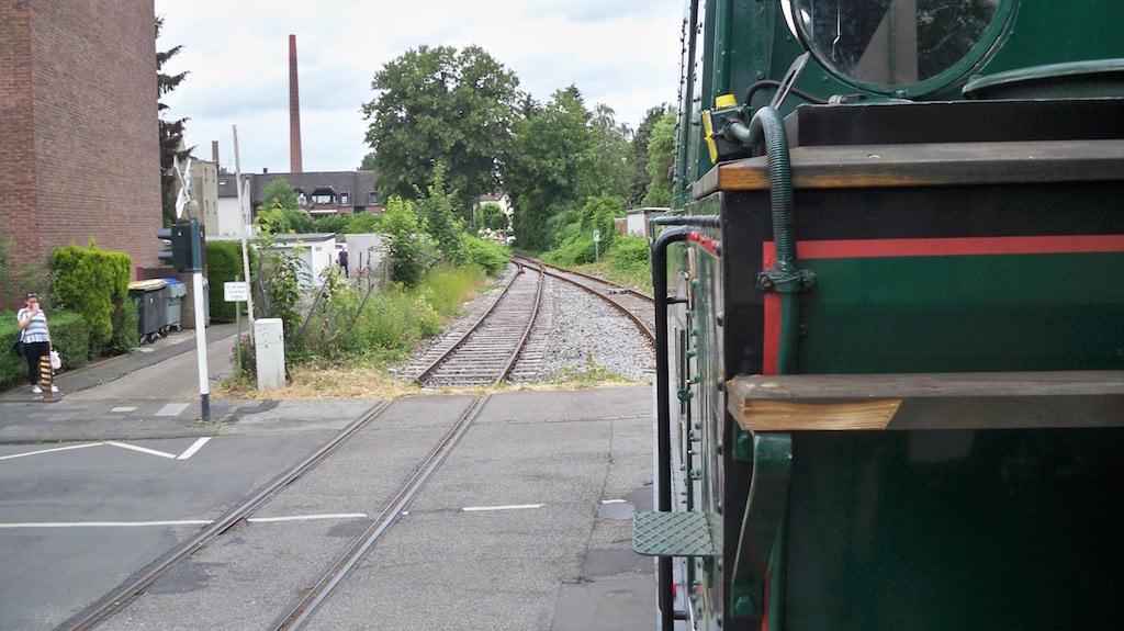 Bahnübergang Schluff
