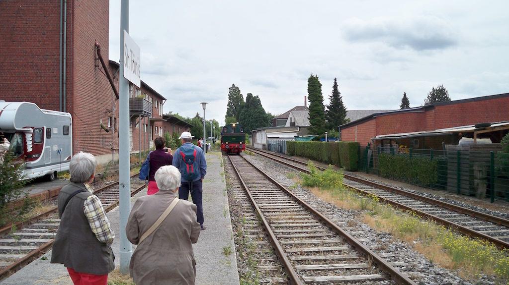 Haltestelle in Tönisvorst, Preußenring
