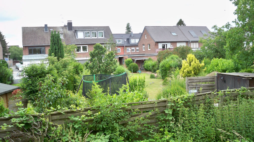 Wohnhäuser Hülser Berg