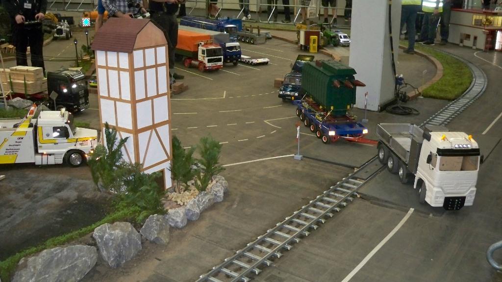 Modell LKW