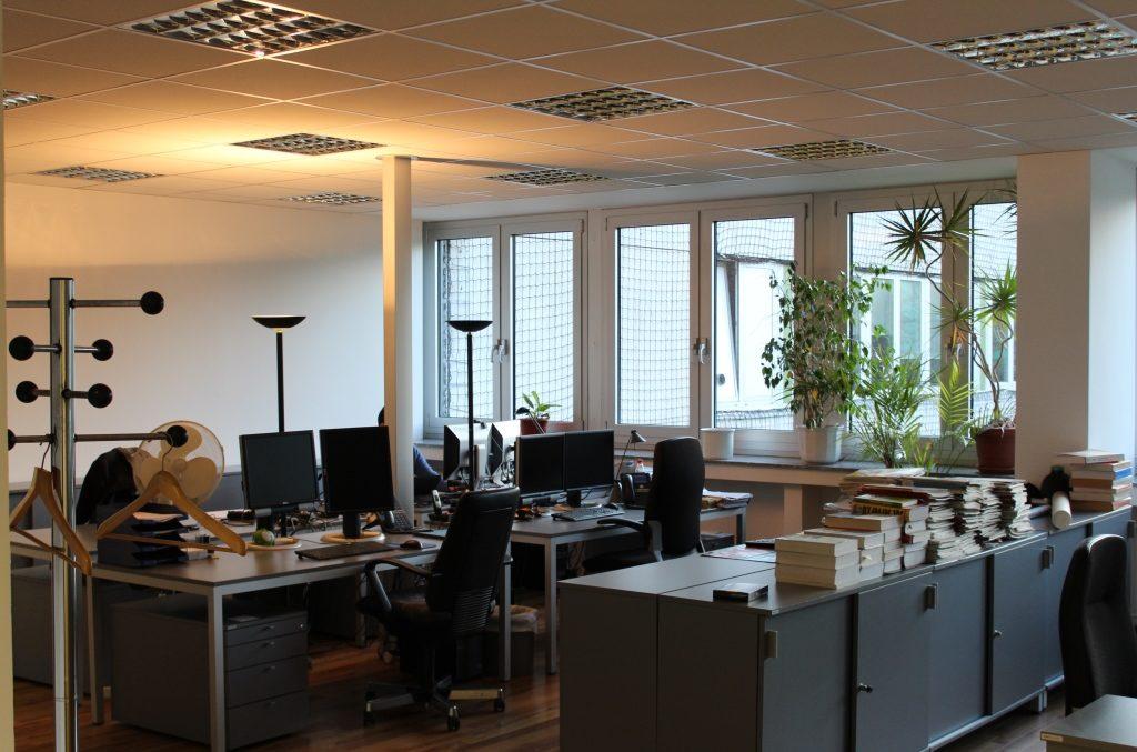 Düsseldorfer Büro von Cellfish GmbH