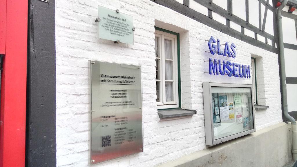 Glasmuseum zu Rheinbach