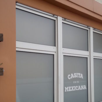 casita mexicana aussenansicht